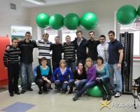 Kinetic Control Biodro, kończyna dolna   01.2012 Rzeszów