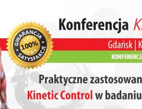 Konferencja Kinetic Control – Gdańsk, Katowice