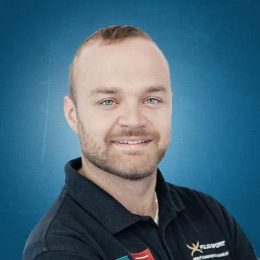 Jakub Chudy - fizjoterapeuta