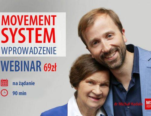 Movement System- wprowadzenie | Webinar
