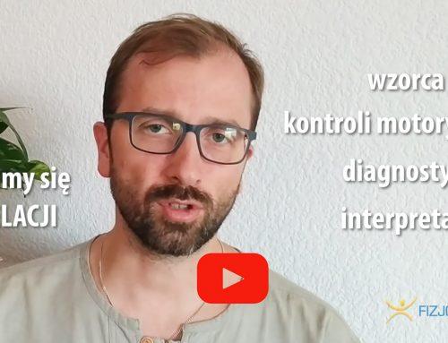 Krótka zapowiedź Kinetic Control kończyna dolna – dr Michał Hadała
